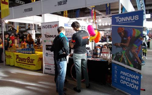 INDESUP! en la feria Expo Sports