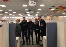 Visita del ICEB a Córdoba, Argentina