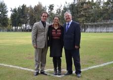 ICEB visita al Tec de Monterrey