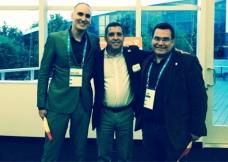 ICEB en ceremonia de apertura del 2016 Global Solutions Program
