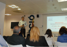 Mesa redonda «Barcelona como ecosistema de emprendimiento»