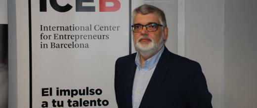 Entrevista a Jordi Mabras, miembro del Consejo de Emprendedores del ICEB