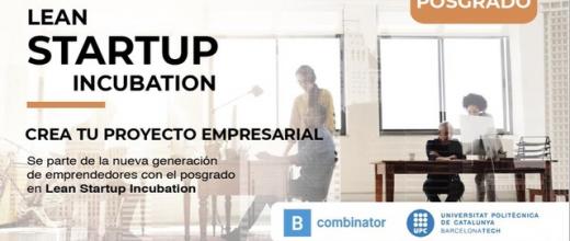 Programa Lean Startup Incubation