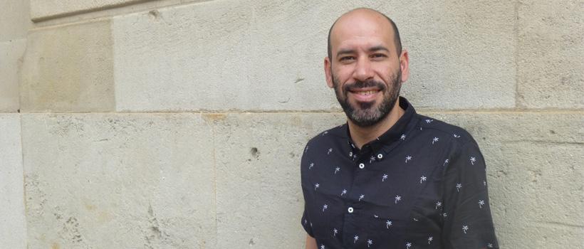 Angel Aguilera, director del proyecto La Moneda Cubana