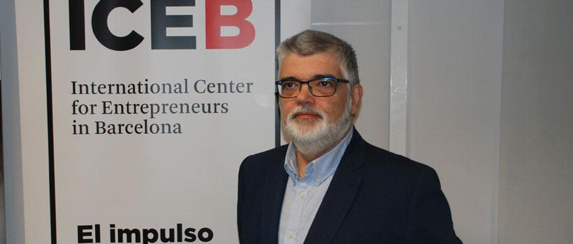 Jordi Mabras, miembro del Consejo de Emprendedores del ICEB