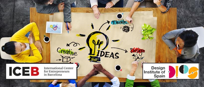 Curso en sketching y generación de ideas para perfiles creativos