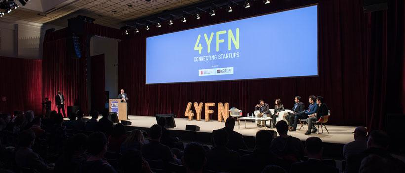 El 4YFN continúa creciendo