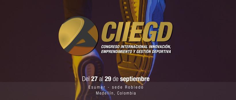 Congreso Internacional de Innovación, Emprendimiento y Gestión Deportiva