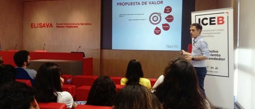 Curso de Diseño a alumnos del Tec de Monterrey