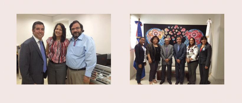 El ICEB tiende puentes en República Dominicana