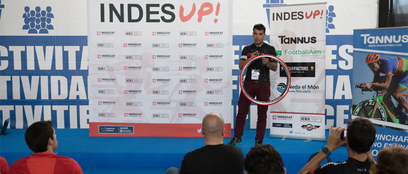 INDESUP! participa en la feria del deporte más importante de España