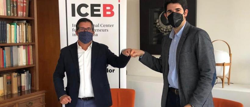 acuerdo de cooperación el ICEB y FELICICAT