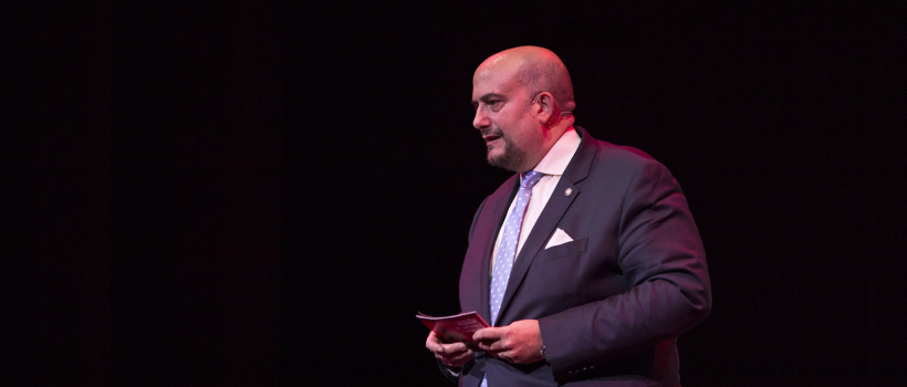 El Dr. Juan Cayón se incorpora al consejo asesor del ICEB.  Bienvenido.