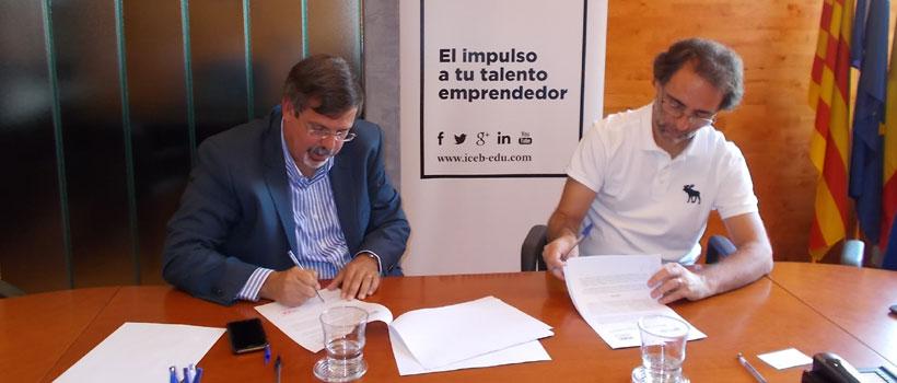 Acuerdo entre el ICEB y la Universidad del Norte Santo Tomás de Aquino, de Argentina