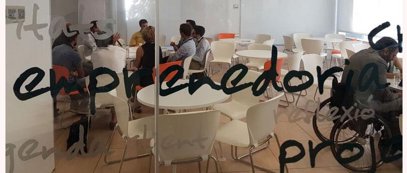 Las seis «startups» mentorizadas por INDESUP! exponen sus proyectos