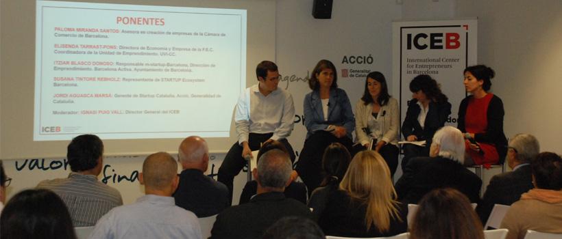 Barcelona ecosistema de emprendimiento