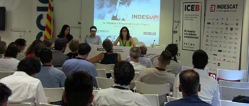 Presentación del programa INDESUP!