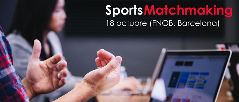 El Sports Matchmaking pone en contacto a empresas, startups y entidades del sector deportivo