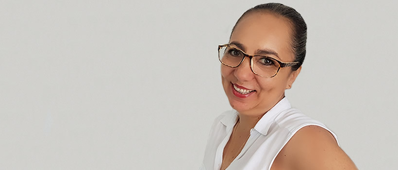 Rosa Angela Chaves Bayona, profesora del ICEB