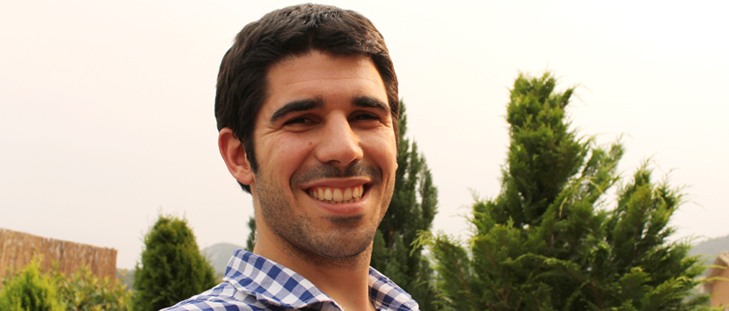 Eduardo Alcaraz Espriu, profesor del ICEB