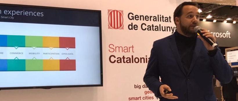 Eduard García, profesor del ICEB