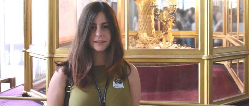 Laura Calvo Llorente, profesora del ICEB