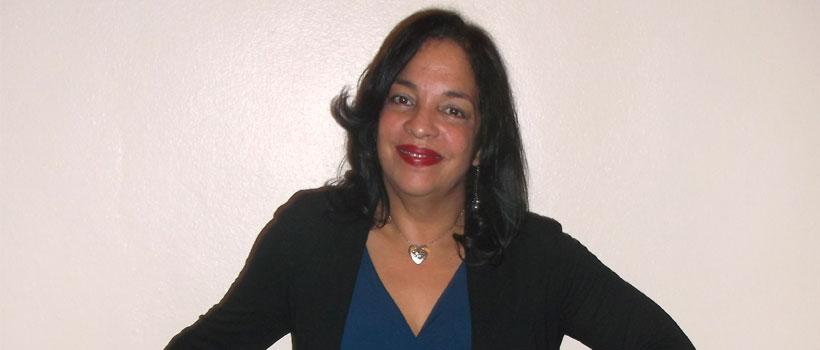 Rose Emily Nina Estrella, profesora del ICEB
