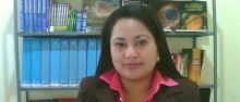 Belkis Escalante Flores, profesora del ICEB