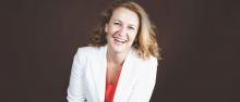 Silvia Bueso, profesora del ICEB