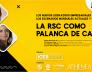 """Te invitamos a la Mesa Redonda Internacional """"""""Los nuevos liderazgos empresariales en los escenarios mundiales actuales y futuros: La RSC como palanca de Cambio"""""""